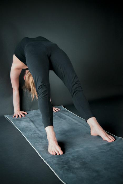 yoga diepe achteroverbuiging schouders openen