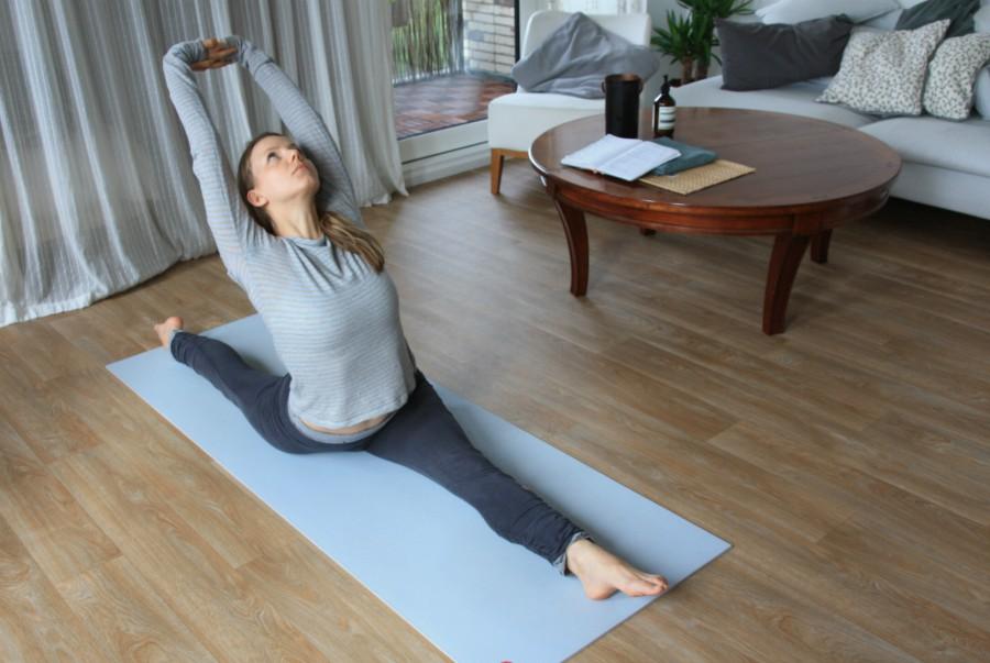 yoga spagaat