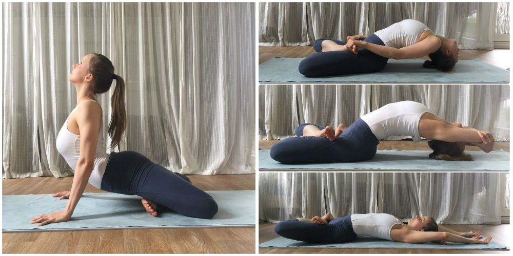 lotus serie yoga padmasana