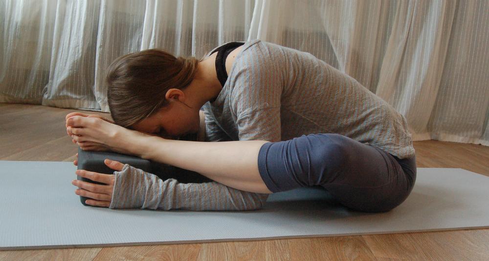 yoga kurmasana heupopeners