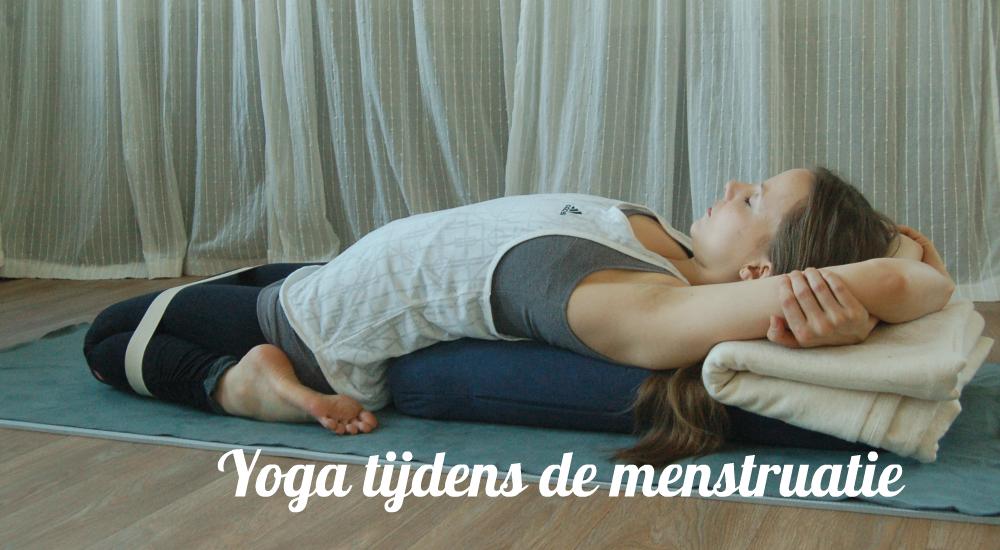 Yoga tijdens de menstruatie