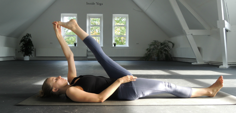 yoga flexibiliteit hamstrings