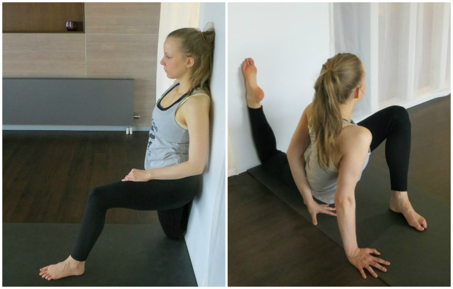 yoga flexibiliteit quadriceps