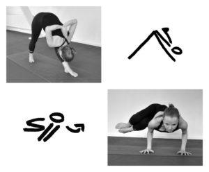 yoga houdingen namen
