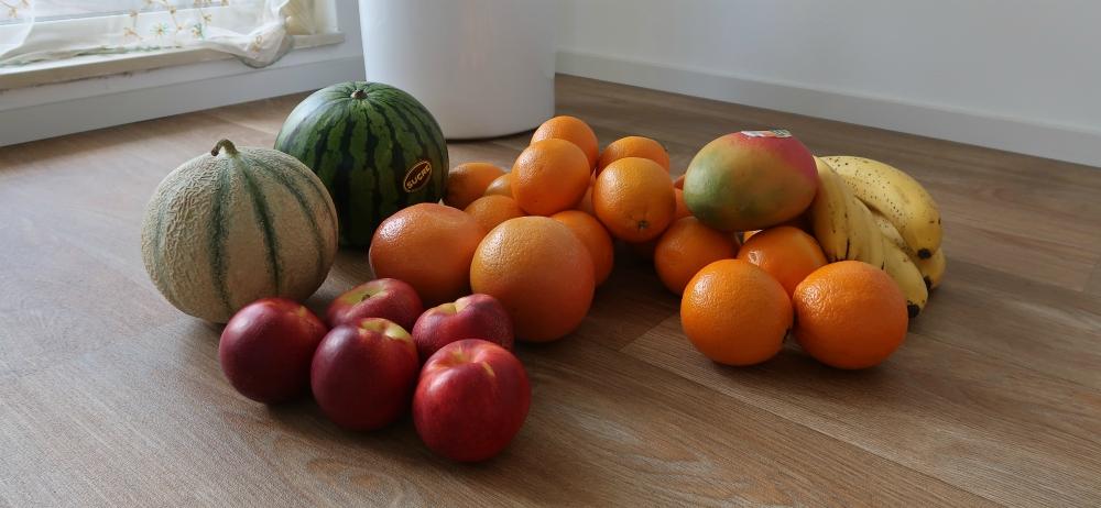 wat eet een veganist: fruit