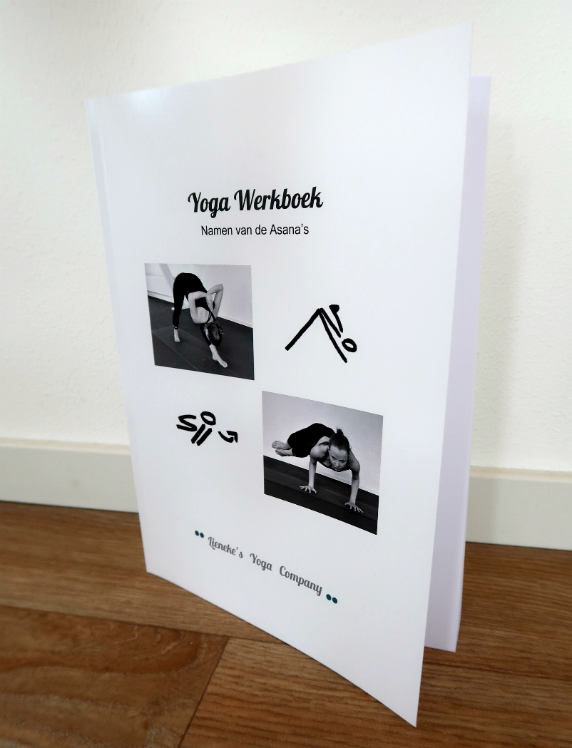 yoga werkboek asanas