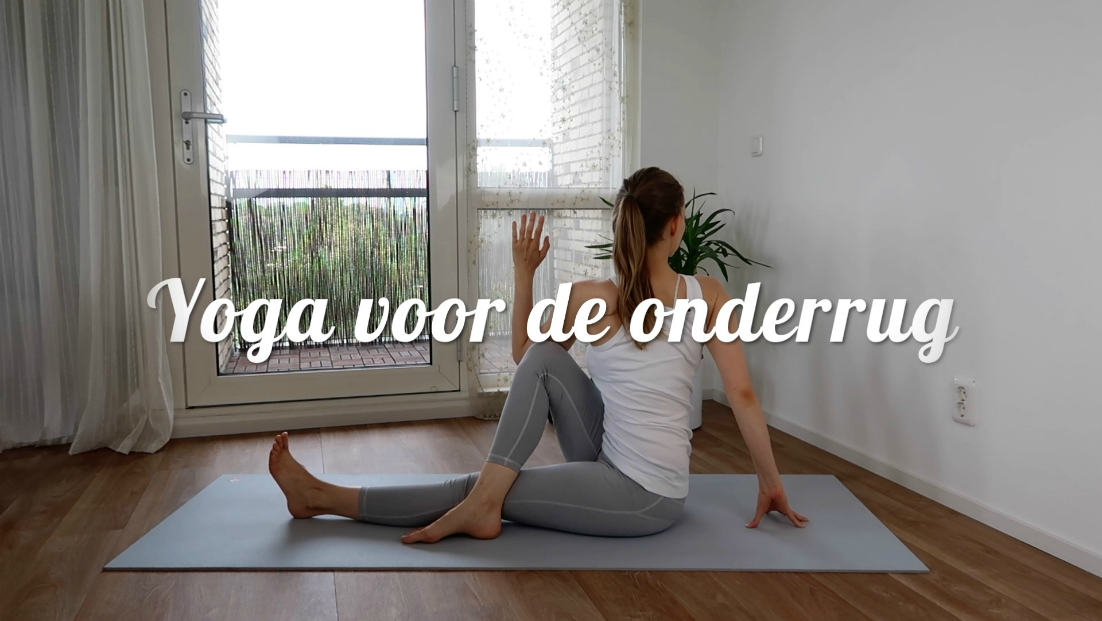 Yoga oefeningen voor de onderrug