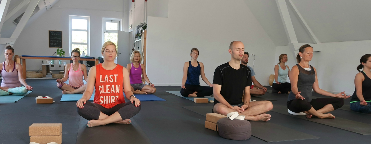 yoga studio den bosch