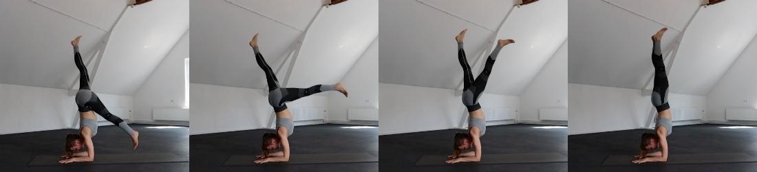 yoga elleboogstand leren