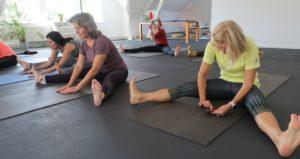 yoga les