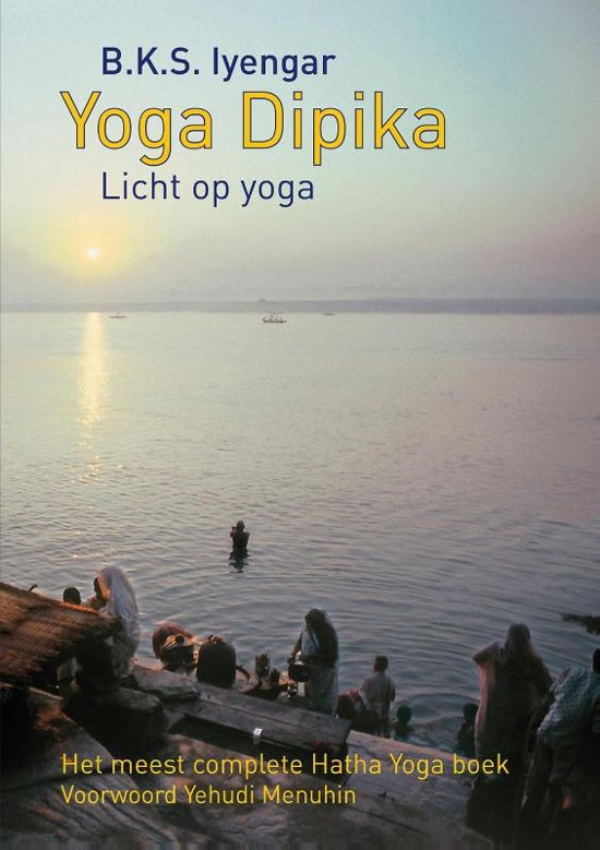 iyengar yoga dipika boek
