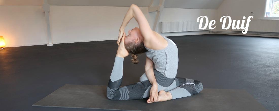 yoga eindhouding