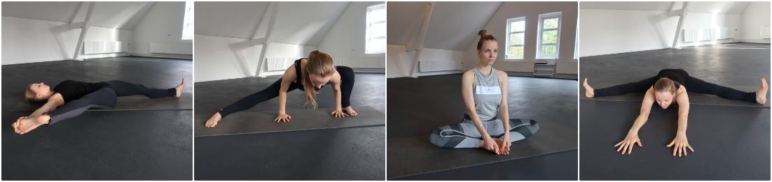 yoga houdingen voor de binnenbeenspieren