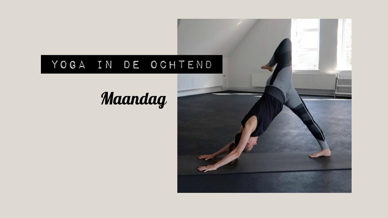 Yoga in de Ochtend: Maandag