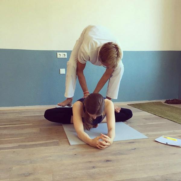 yoga opleiding ron van der post