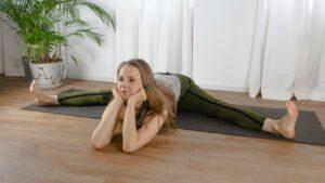yoga flexibiliteit spreidzit