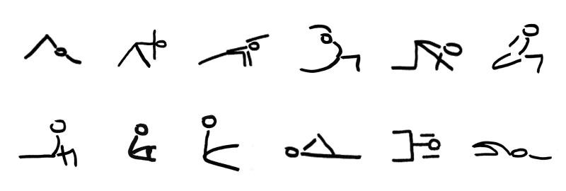 yoga sequencing lesseries maken
