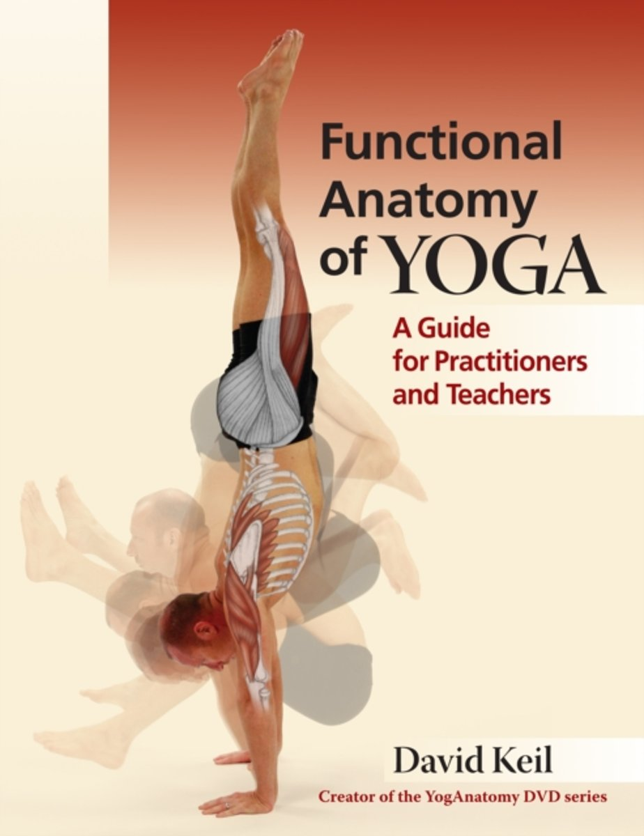 yoga anatomie boek