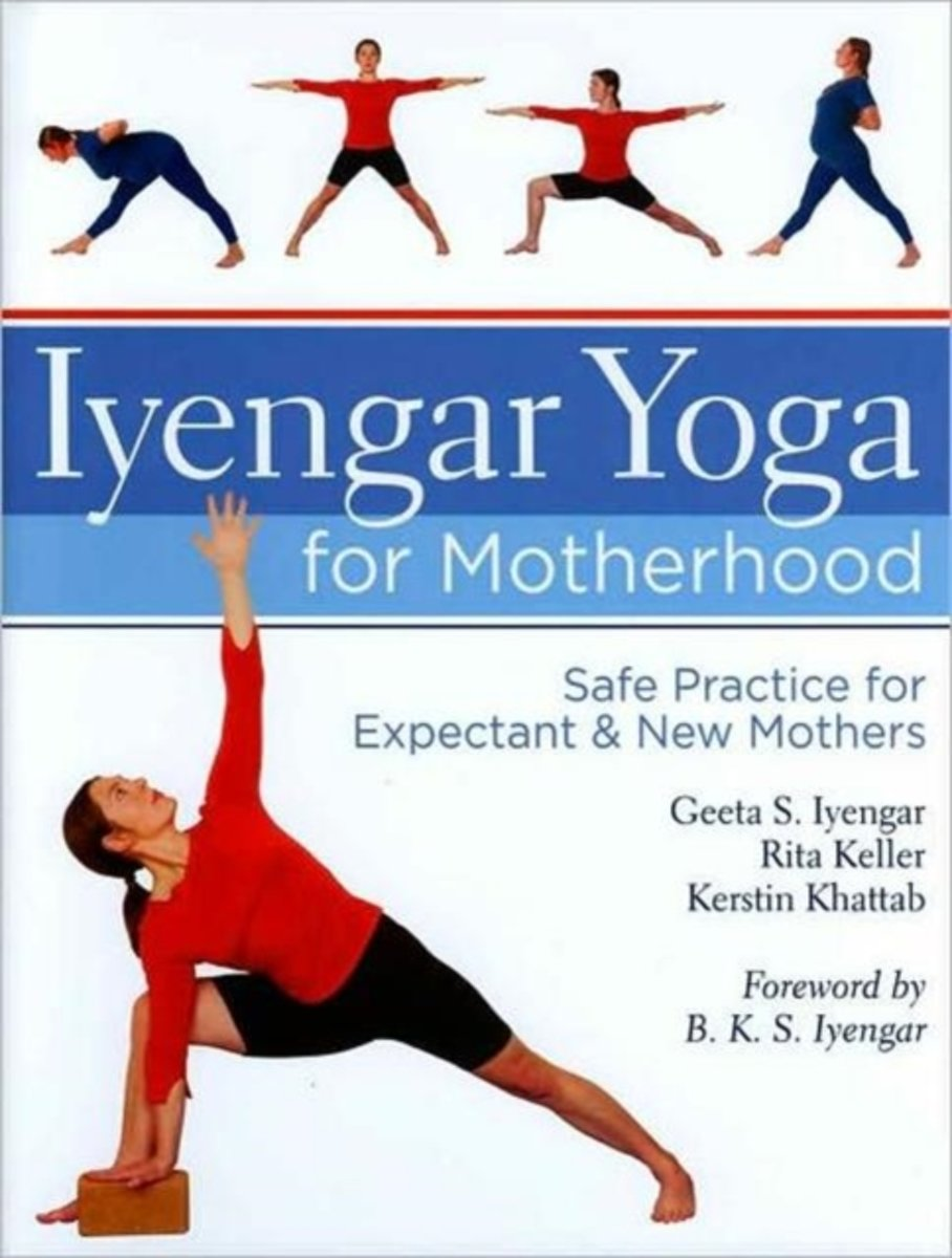 boek zwangerschapsyoga