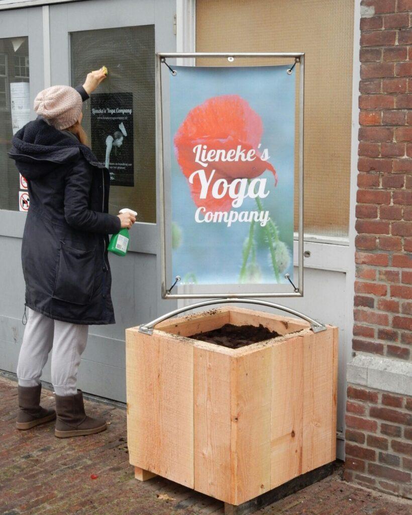 yoga studio lieneke's yoga company