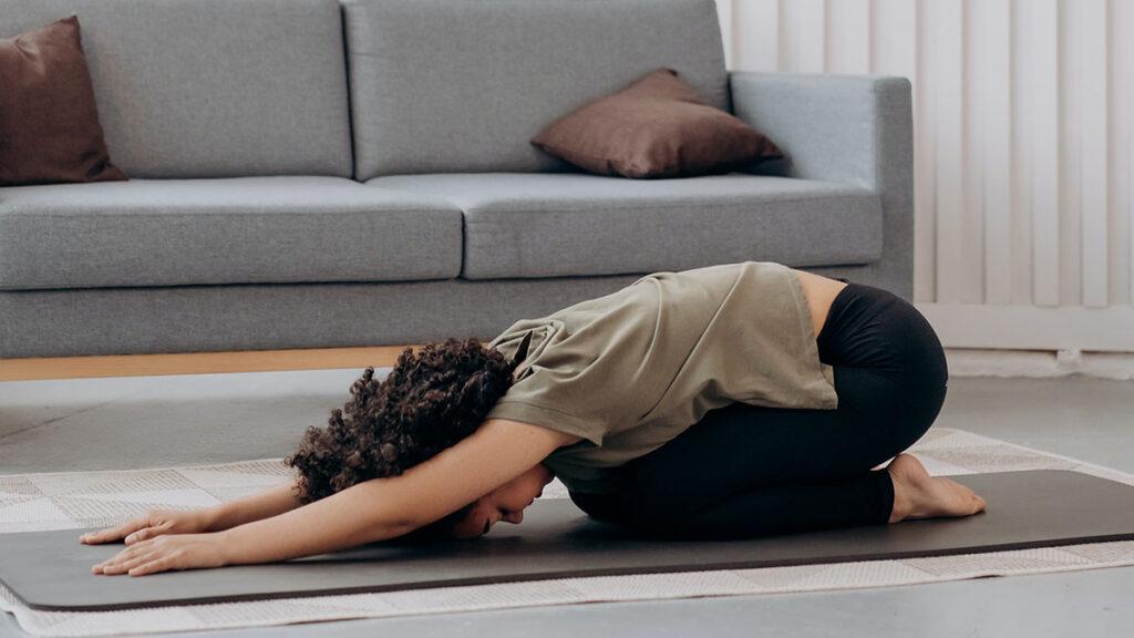 yoga voor thuis video's
